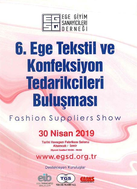 6th Aegean Textile and Apparel Suppliers Meeting